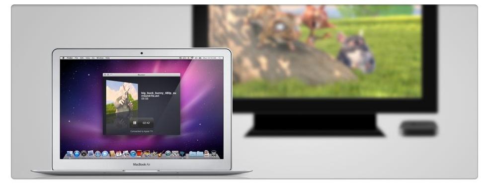 Streama film från OS X till TV med Beamer for Mac