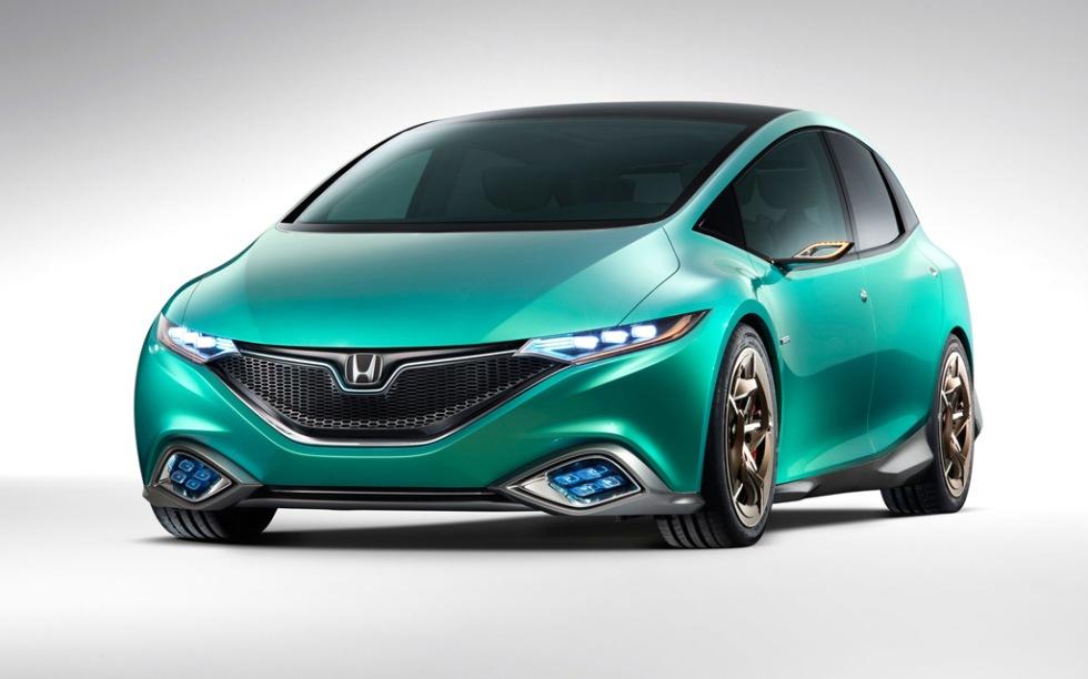 Honda Concept S och Concept C