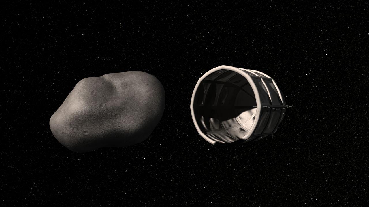 Nytt om Planetary Resources