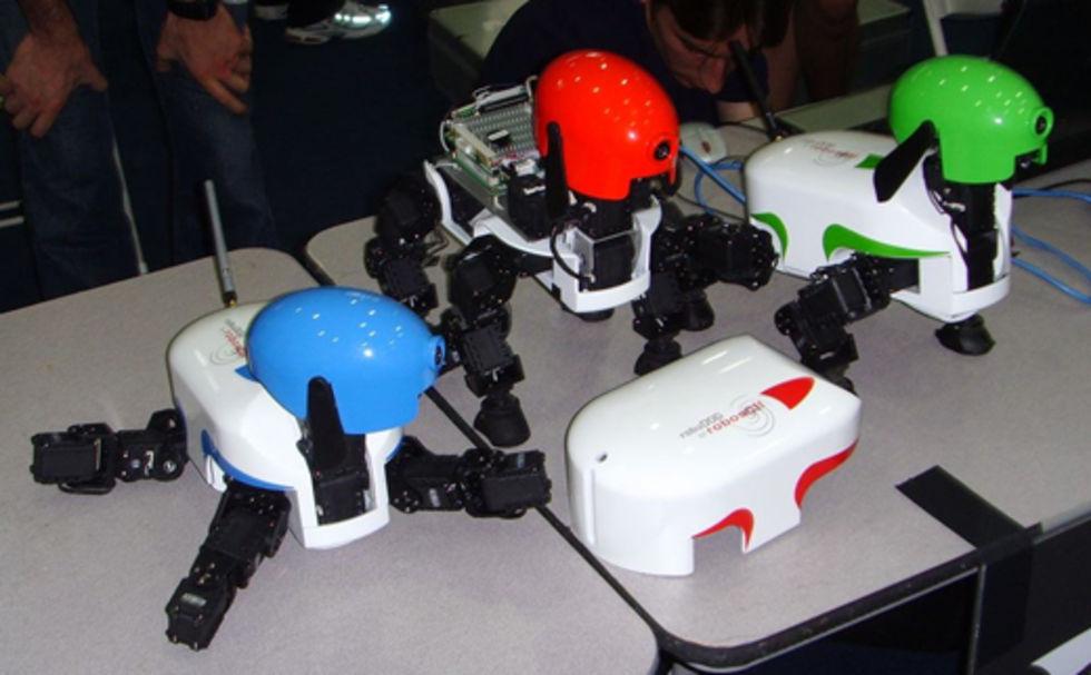 RobuDOG - senaste hundroboten på marknaden