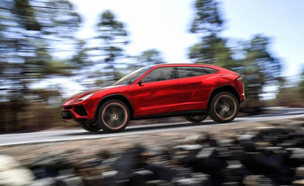 Lamborghini varumärkesskyddar namnet Huracán