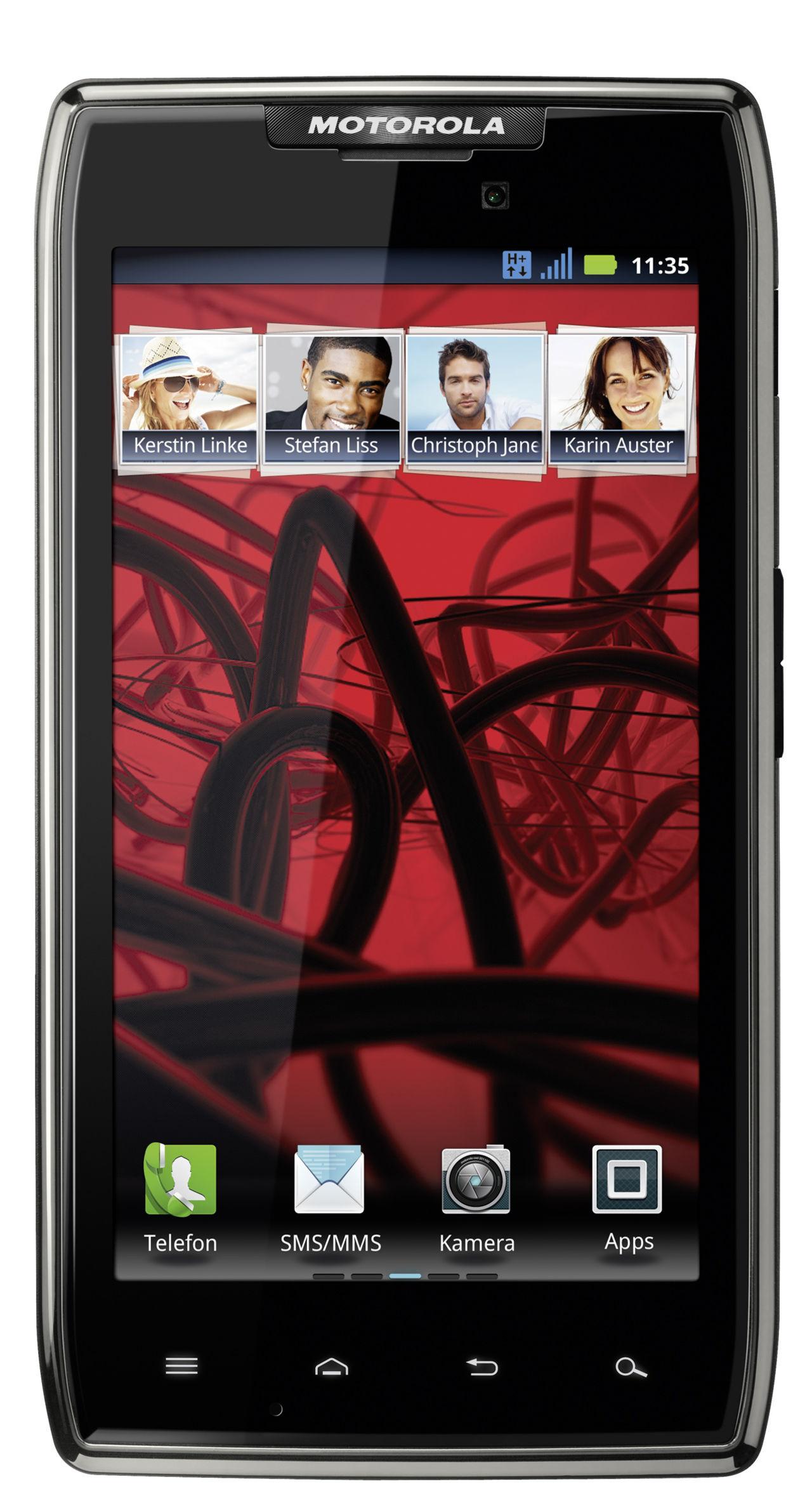 Motorola Razr Maxx till Sverige
