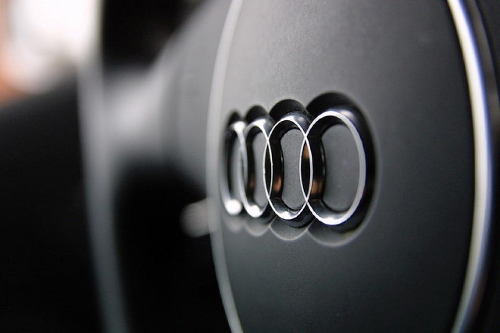 Audi varumärkesskyddar massa namn