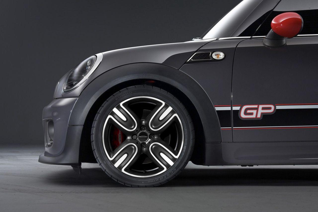 Ny Mini i GP-utförande - snabbare än föregångaren