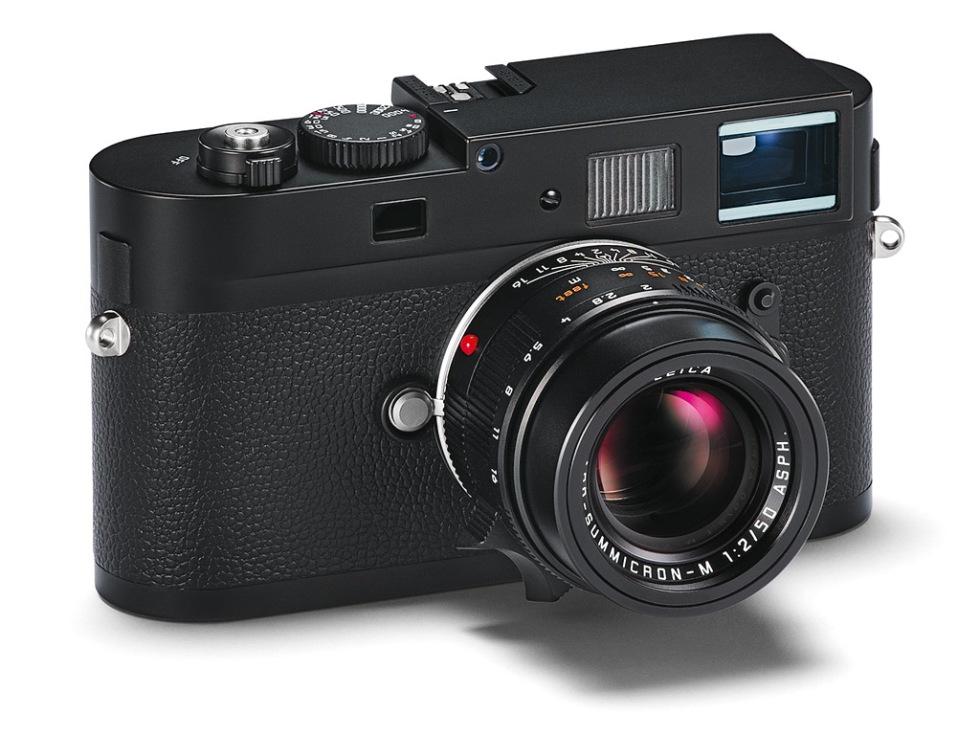 Leica lanserar svartvit kamera
