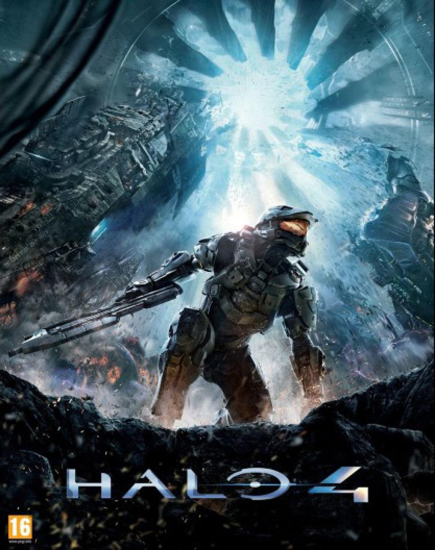 Spana in omslaget till Halo 4
