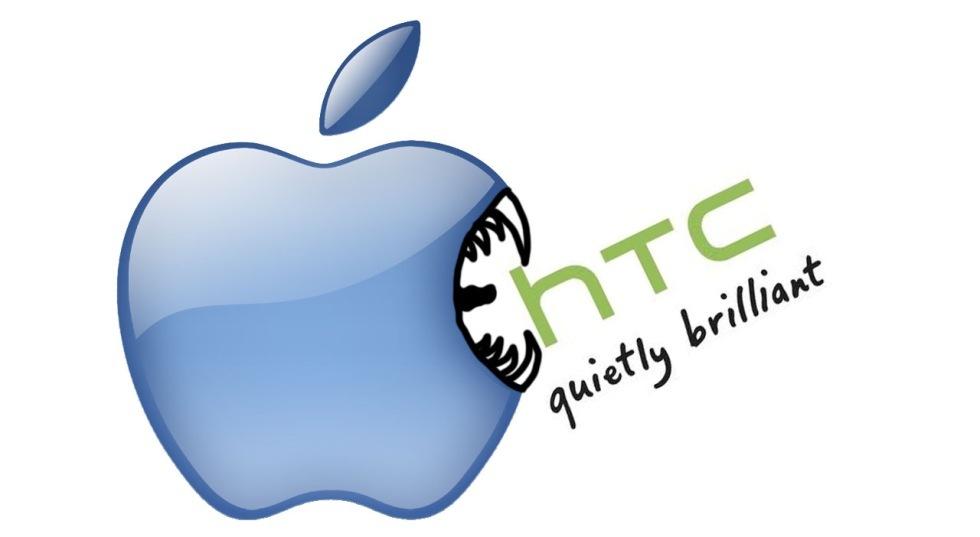 Apple stoppar HTC att sälja sina senaste lurar i USA