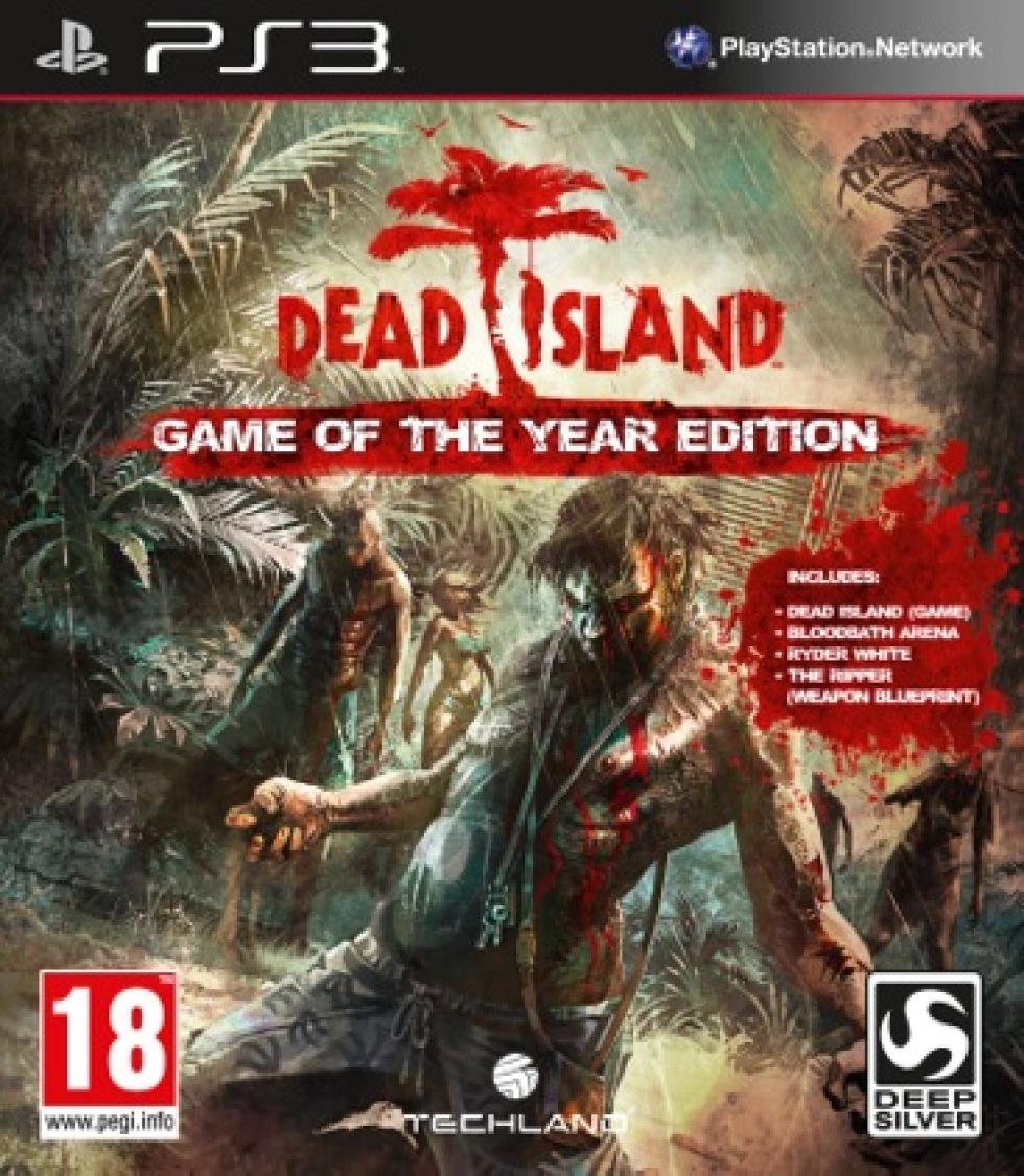 Game of the Year Edition av Dead Island