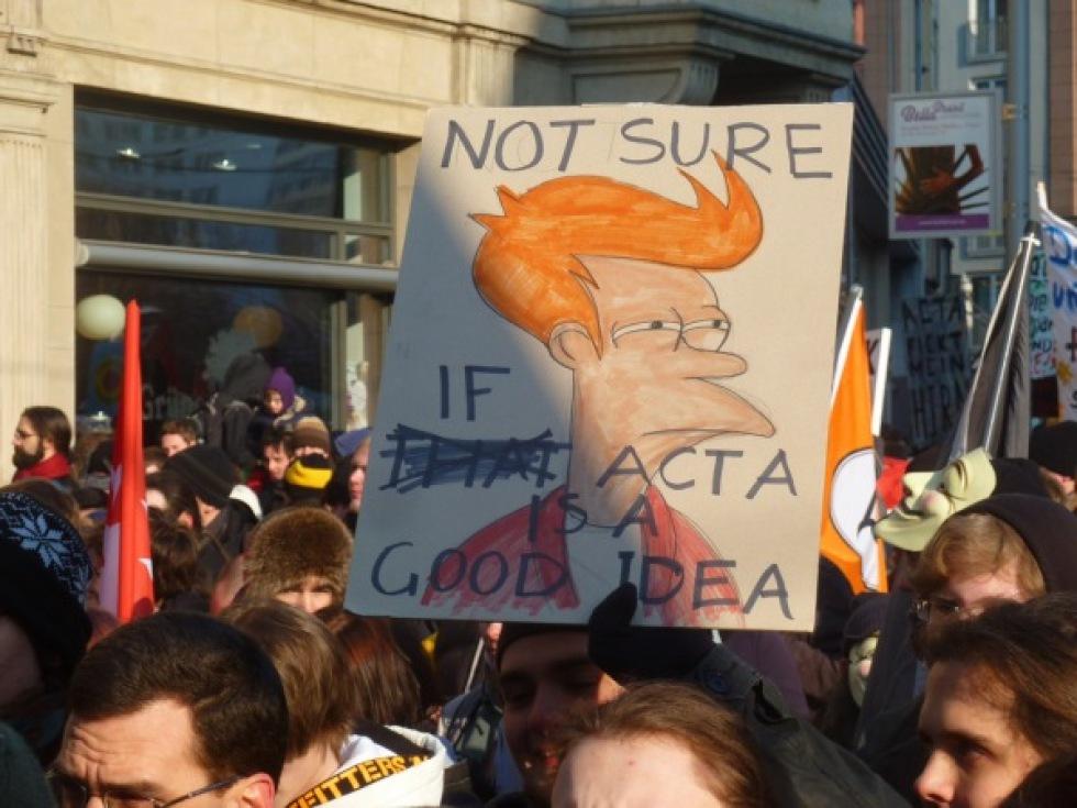 Ytterligare två EU-utskott röstar ner ACTA-avtalet