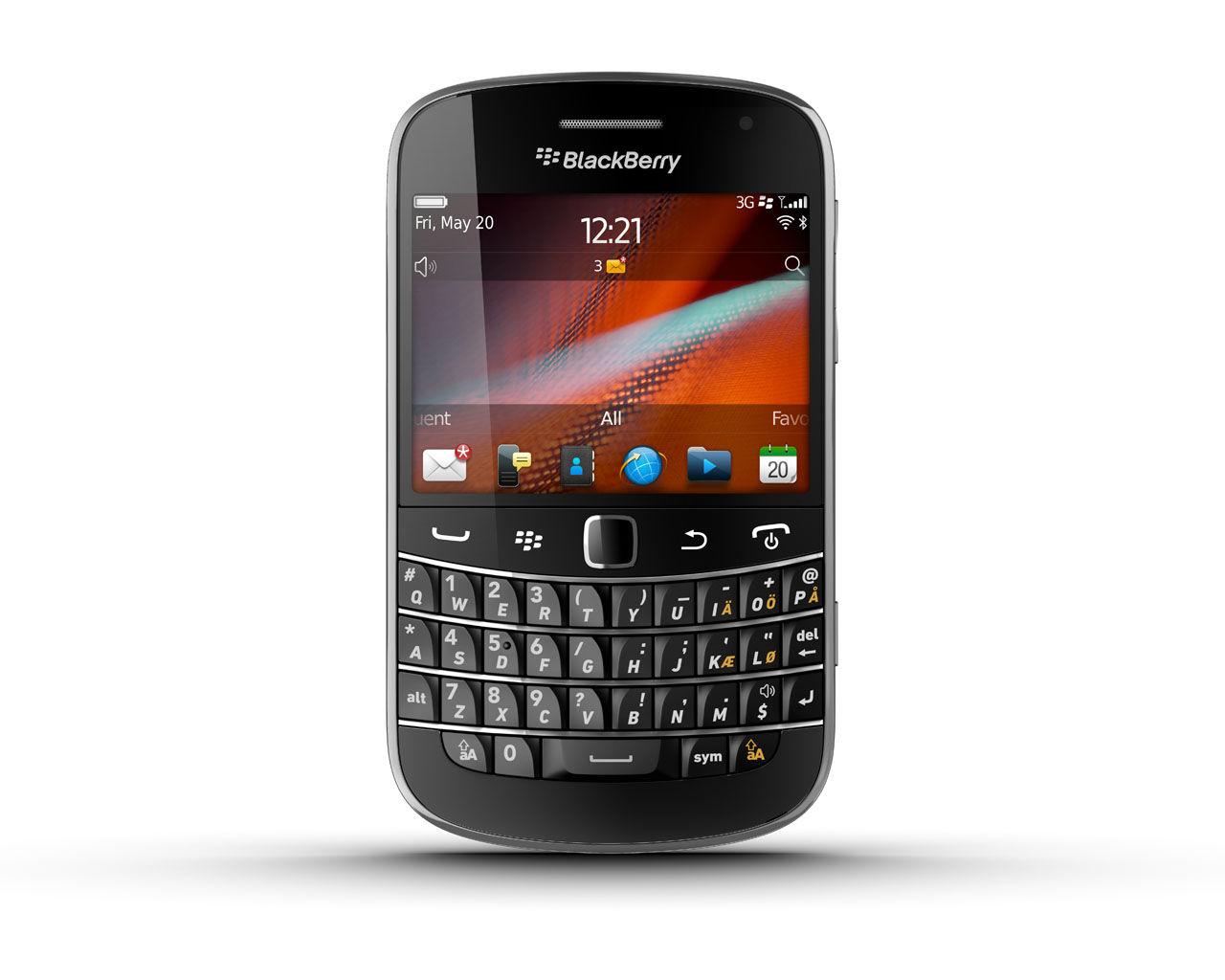 BlackBerry får nordiskt tangentbord. Lite sent kanske   ec6c1888f89b7