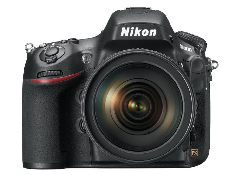 Firmware-uppdatering för Nikon D4 & D800/E