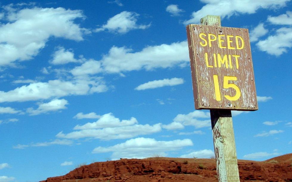 Lägre hastigheter om Trafikverket får bestämma