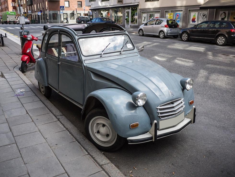 Den ultimata bilen för en hipster?
