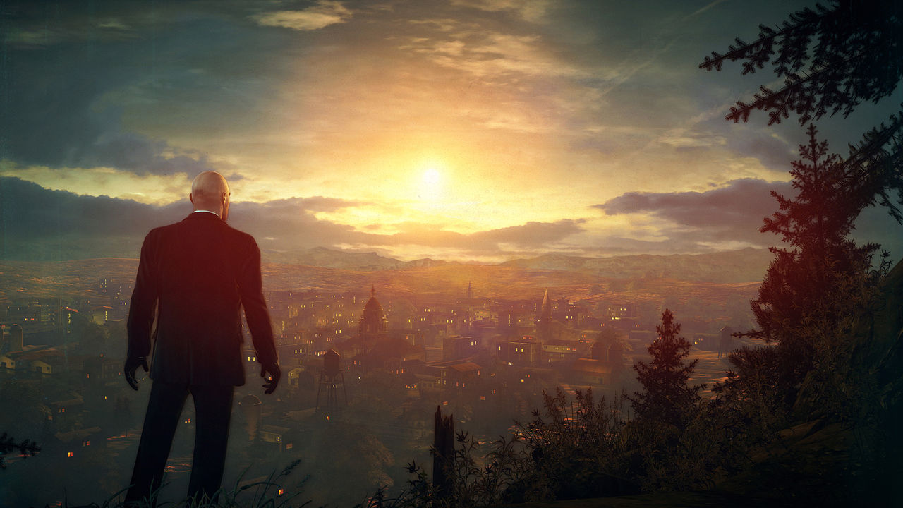 Bilder på Hitman: Absolution