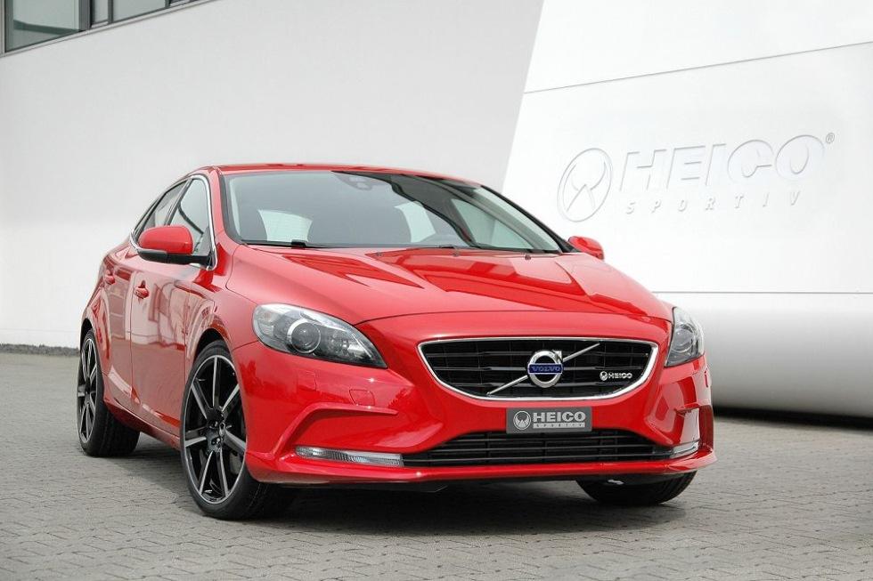 Heico Sportiv sportar till nya Volvo V40