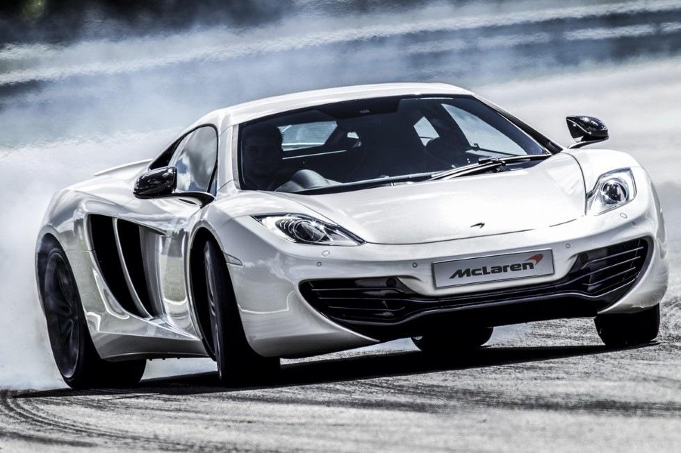 McLaren uppdaterar MP4-12C - igen