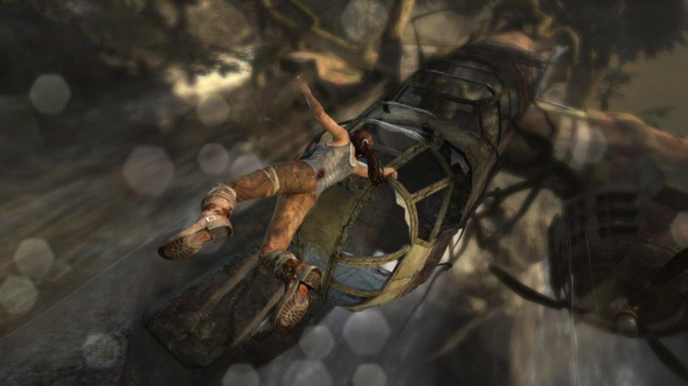 Inget Tomb Raider på Wii U