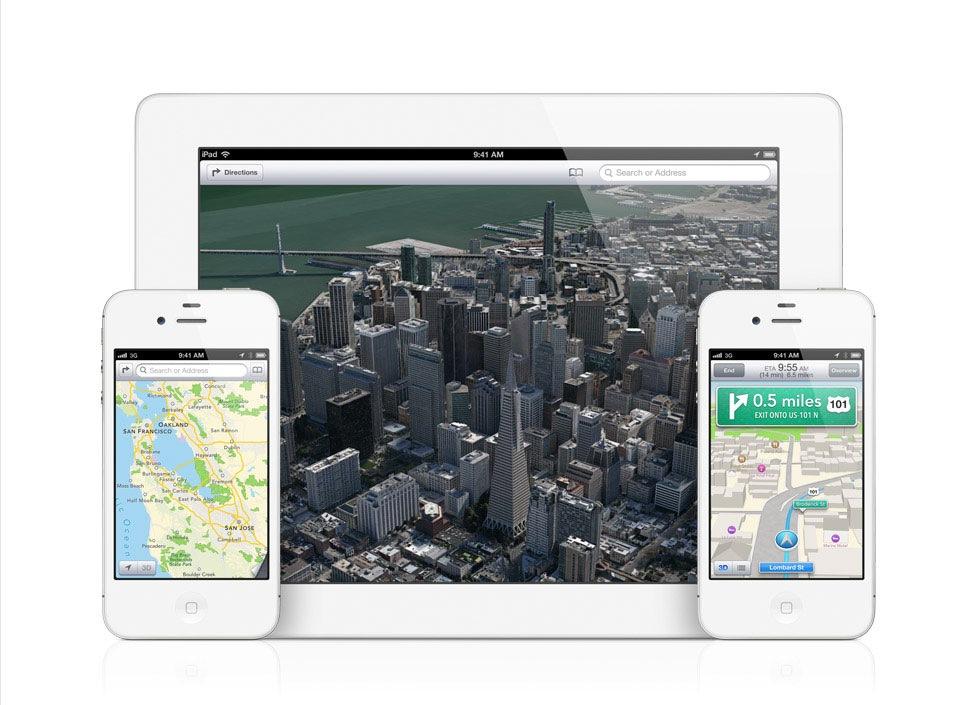 Här är nyheterna i iOS 6