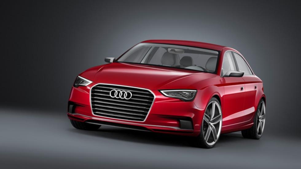 Sedan-version av Audi A3 snart här?
