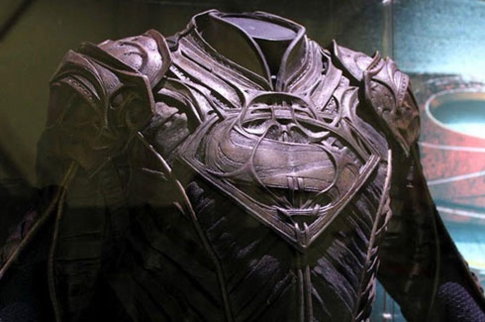 Supermans nya stil