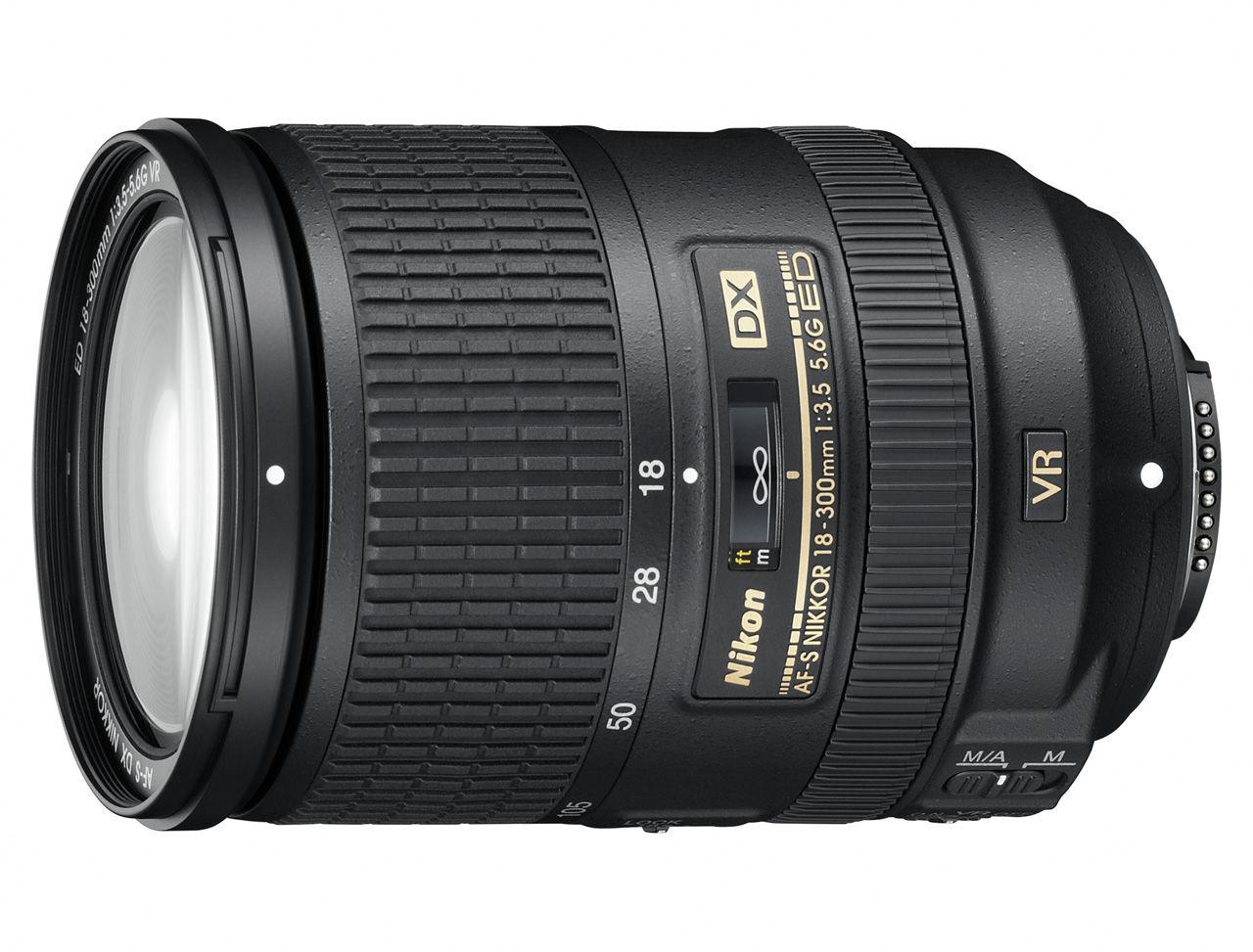 Nya objektiv från Nikon