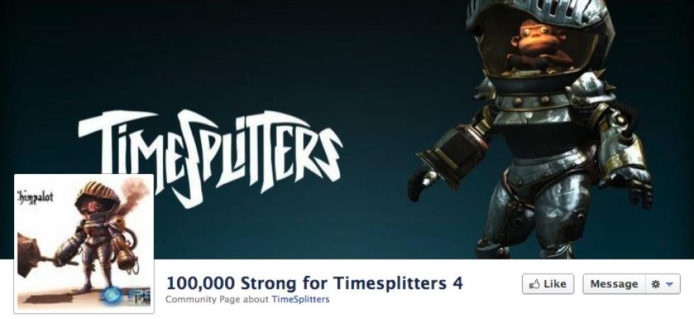Hetsa CryTek att starta en Kickstarter-kampanj för TimeSplitters