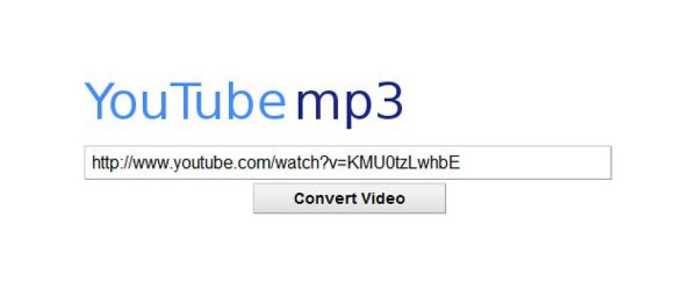 Google hotar stämma YouTube-konverteringssajt
