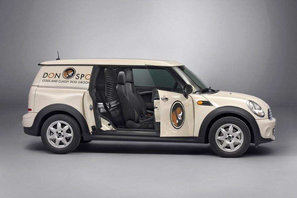 Mini Clubvan blir verklighet