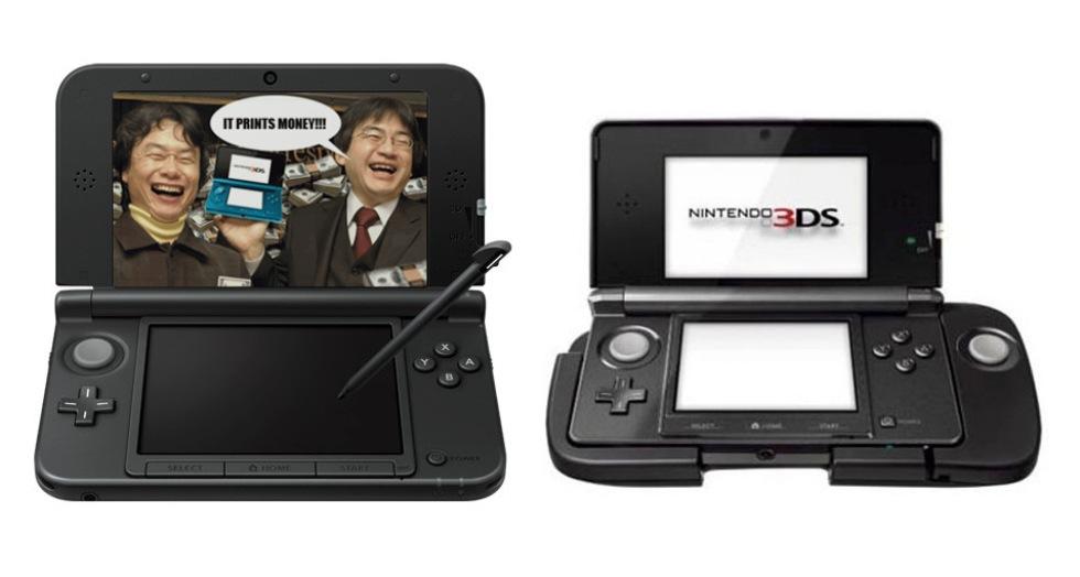 Nintendo släpper extra circle pad till 3DS