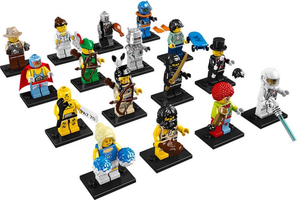 LEGO blir onlinespel
