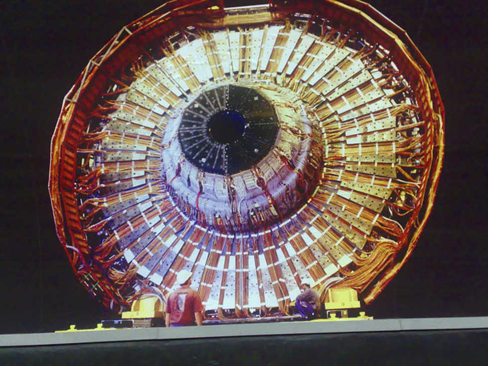 Har forskare hittat Higgsbosonen?