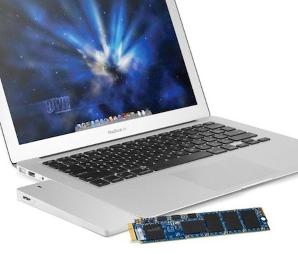Använd din gamla SSD i MacBook Air som extern hårddisk