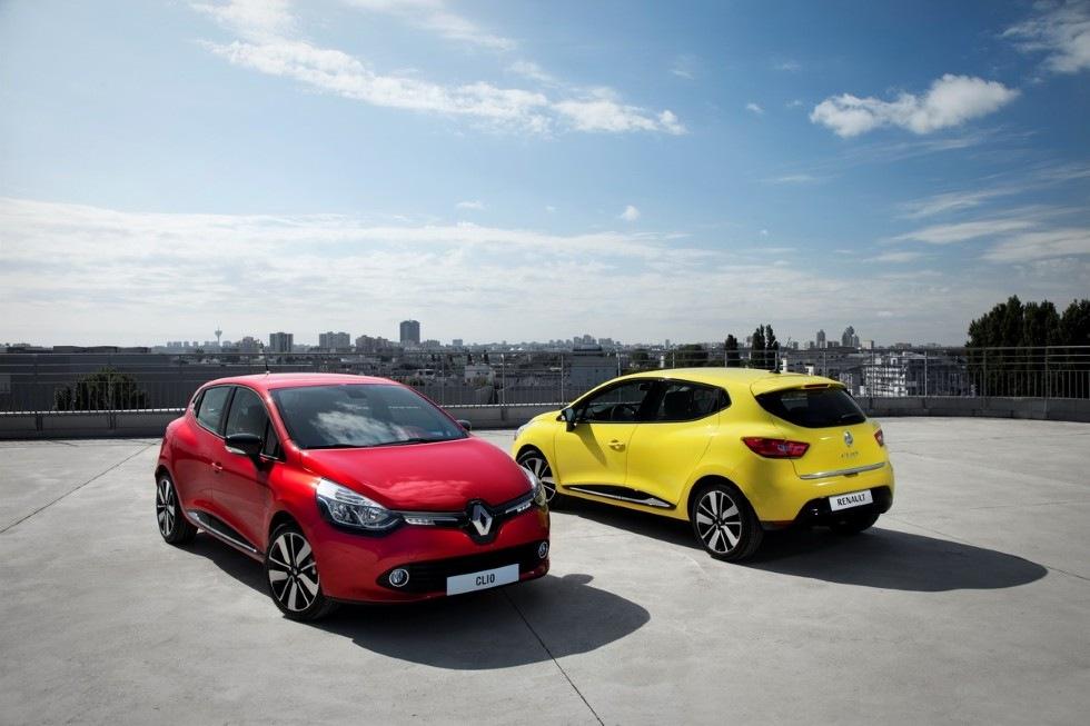 22 år senare - nya Renault Clio
