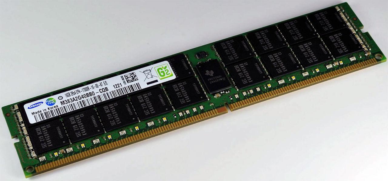 Samsung testar 16 GB DDR4-minnen