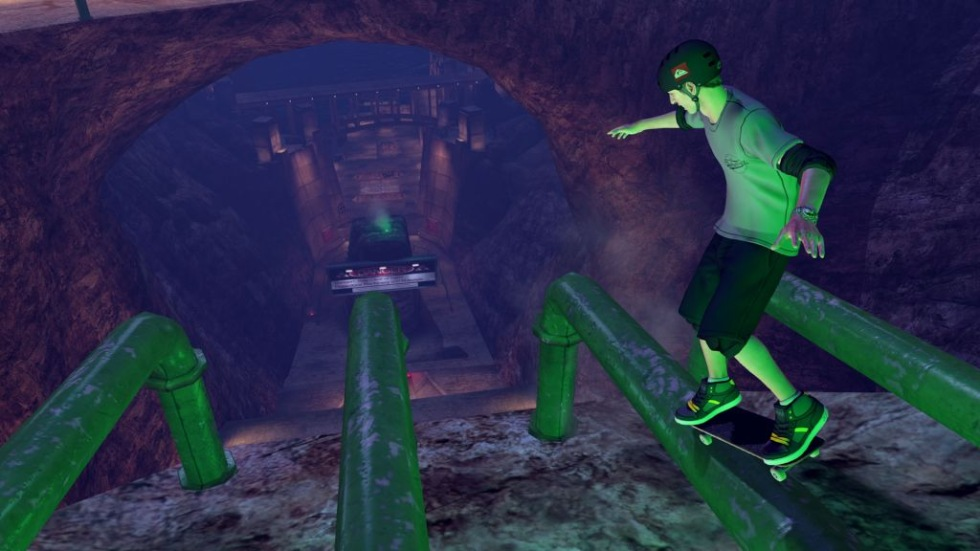 Tony Hawk's Pro Skater HD till PC
