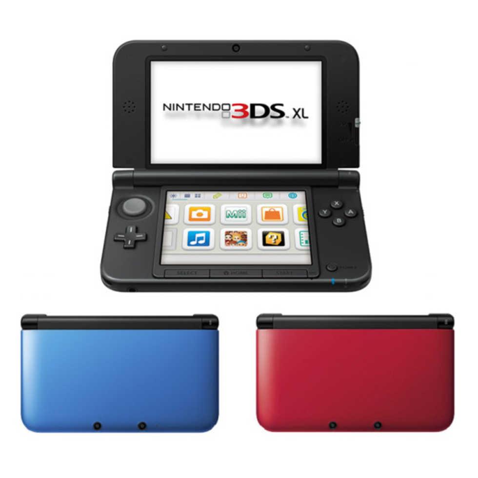 Nintendo pratar stora pixlar på 3DS XL