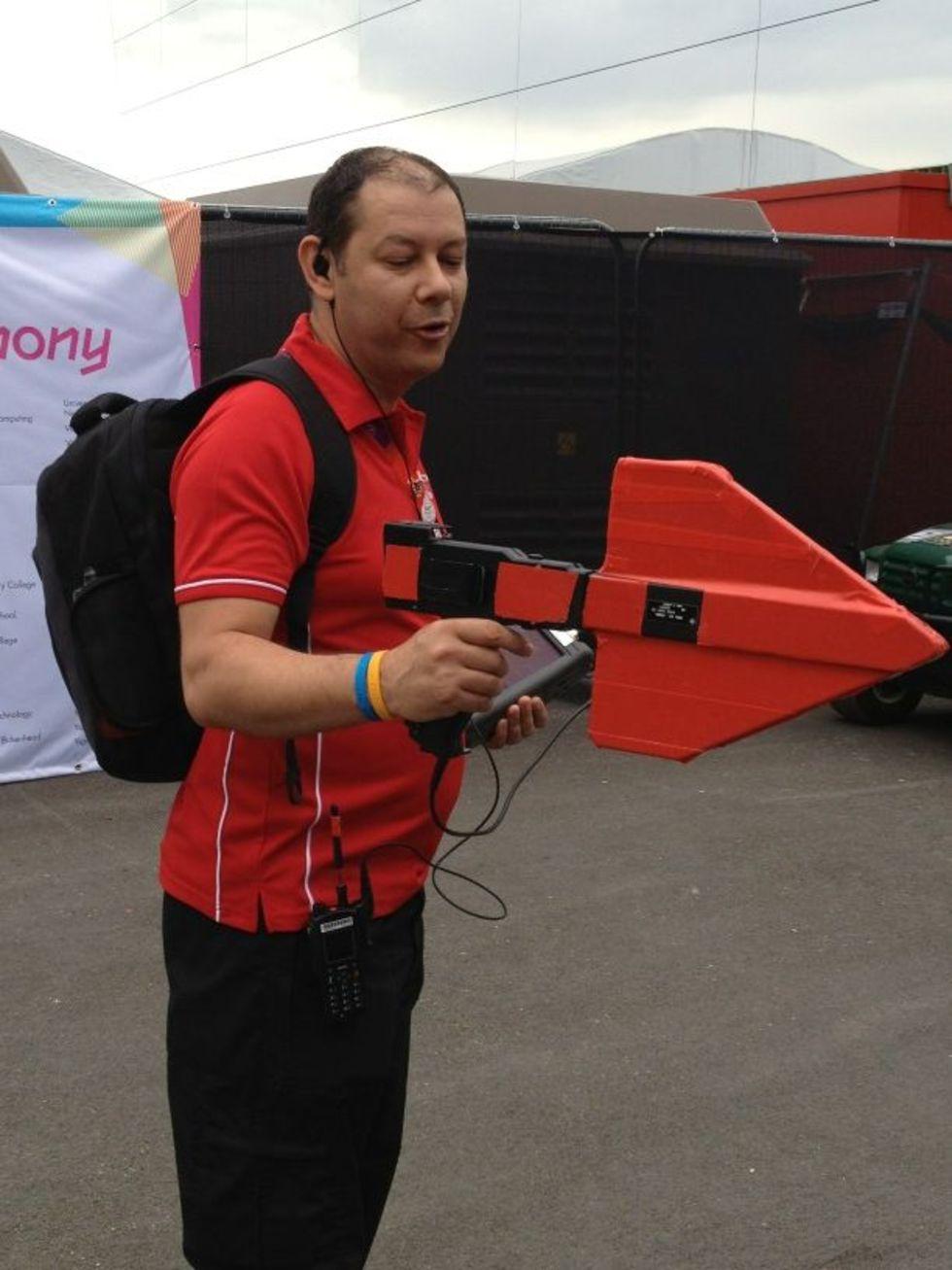 Wifi-jägare på OS