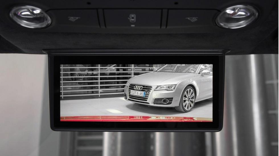 Audi R8 e-tron får skärm istället för backspegel