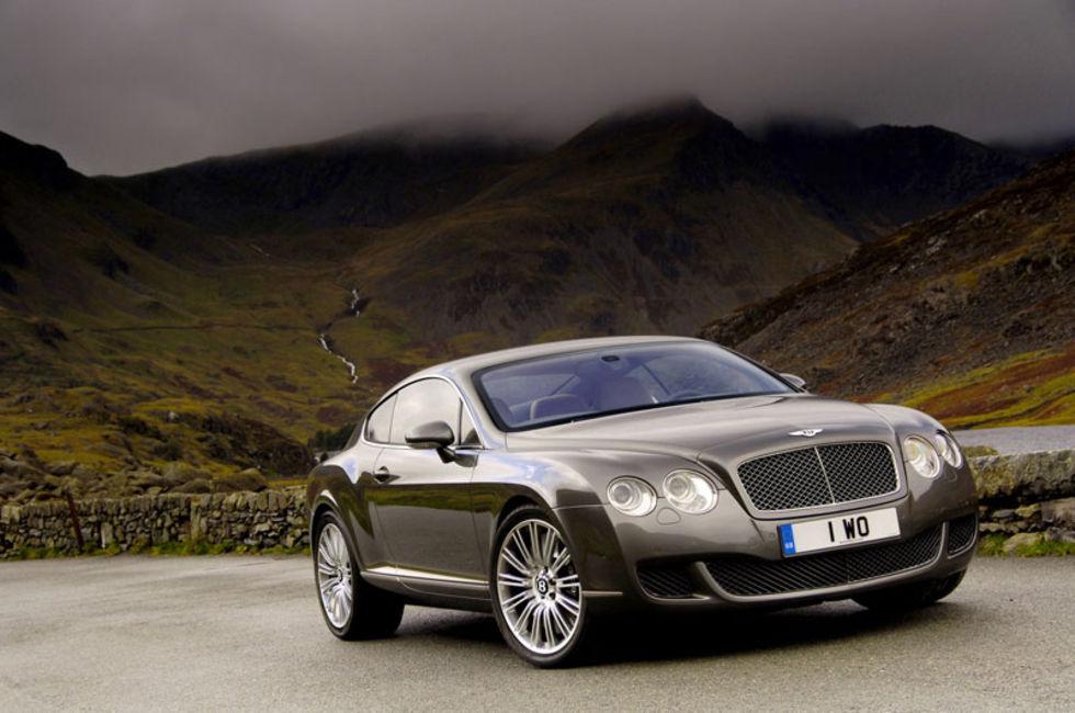 Får det lov att vara en Bentley med extra knuff?