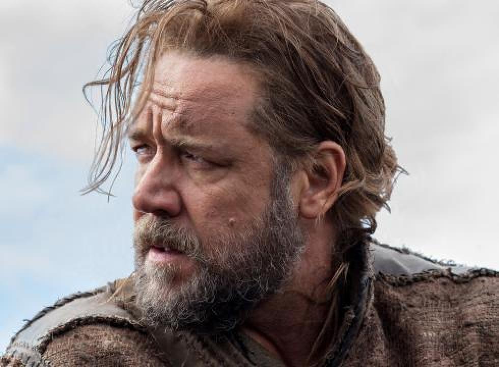Första bilden på Russell Crowe som Noah