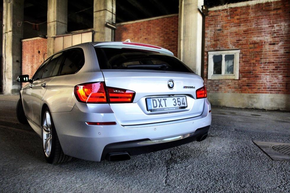 BMW M550d är den rappaste dieseln just nu