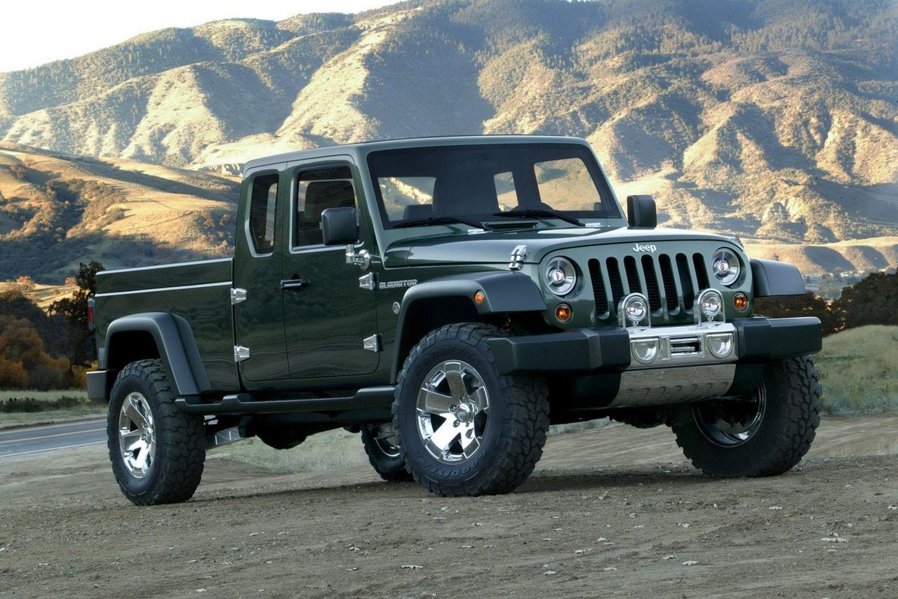 Jeep-pickis kan komma 2015