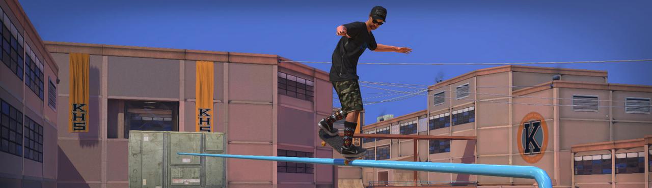 Släppdatum för Tony Hawk's Pro Skater HD