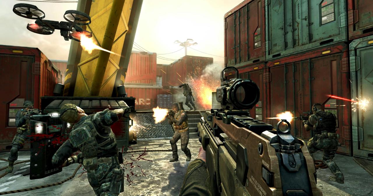 Bättre multiplayer i Black Ops 2