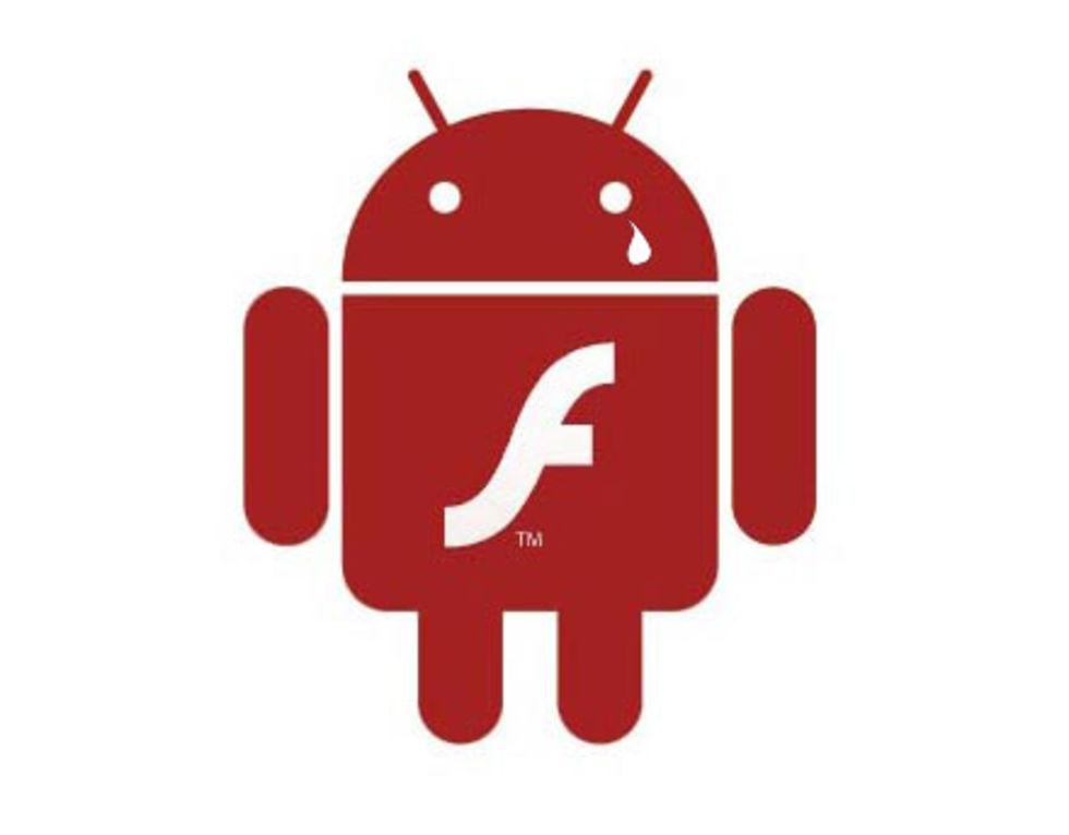 Hejdå Flash till Android!