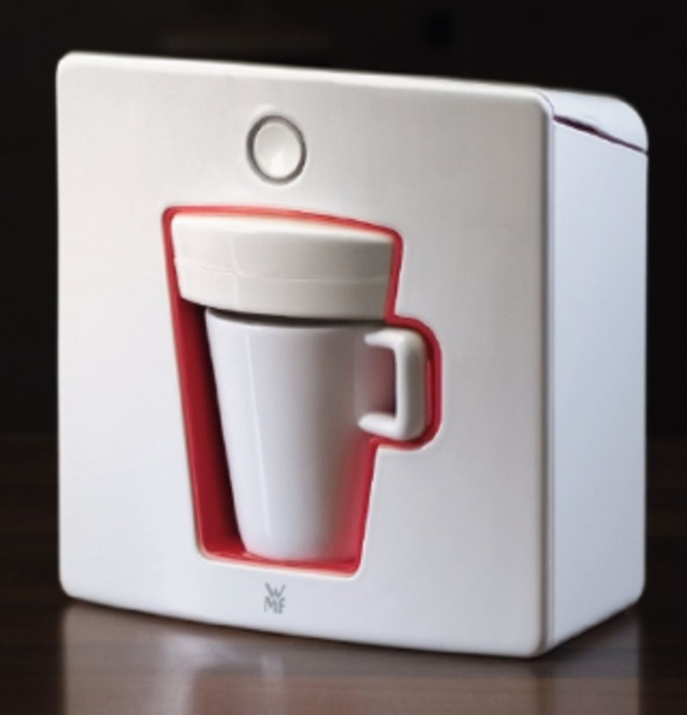 Fantastisk Liten och kraftfull kaffebryggare. Tyskland producerar en del bra IC-06