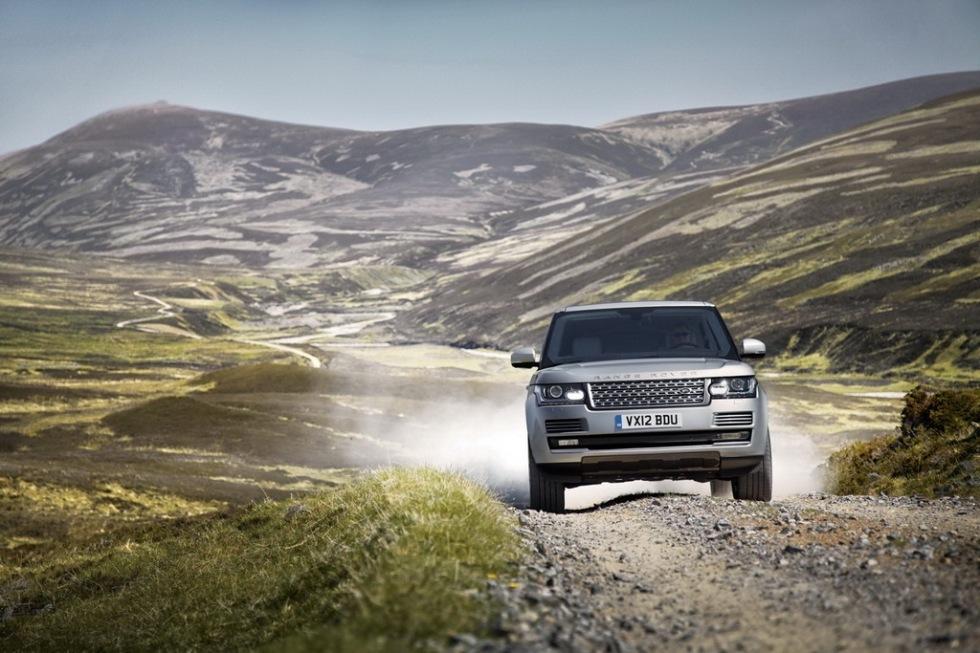 Fjärde generationens Range Rover är här