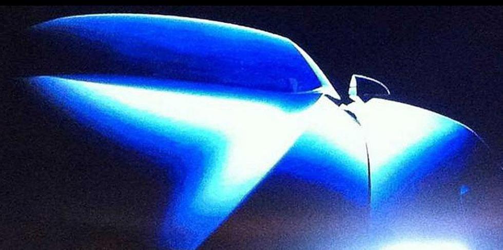 Cadillac hintar om nytt koncept