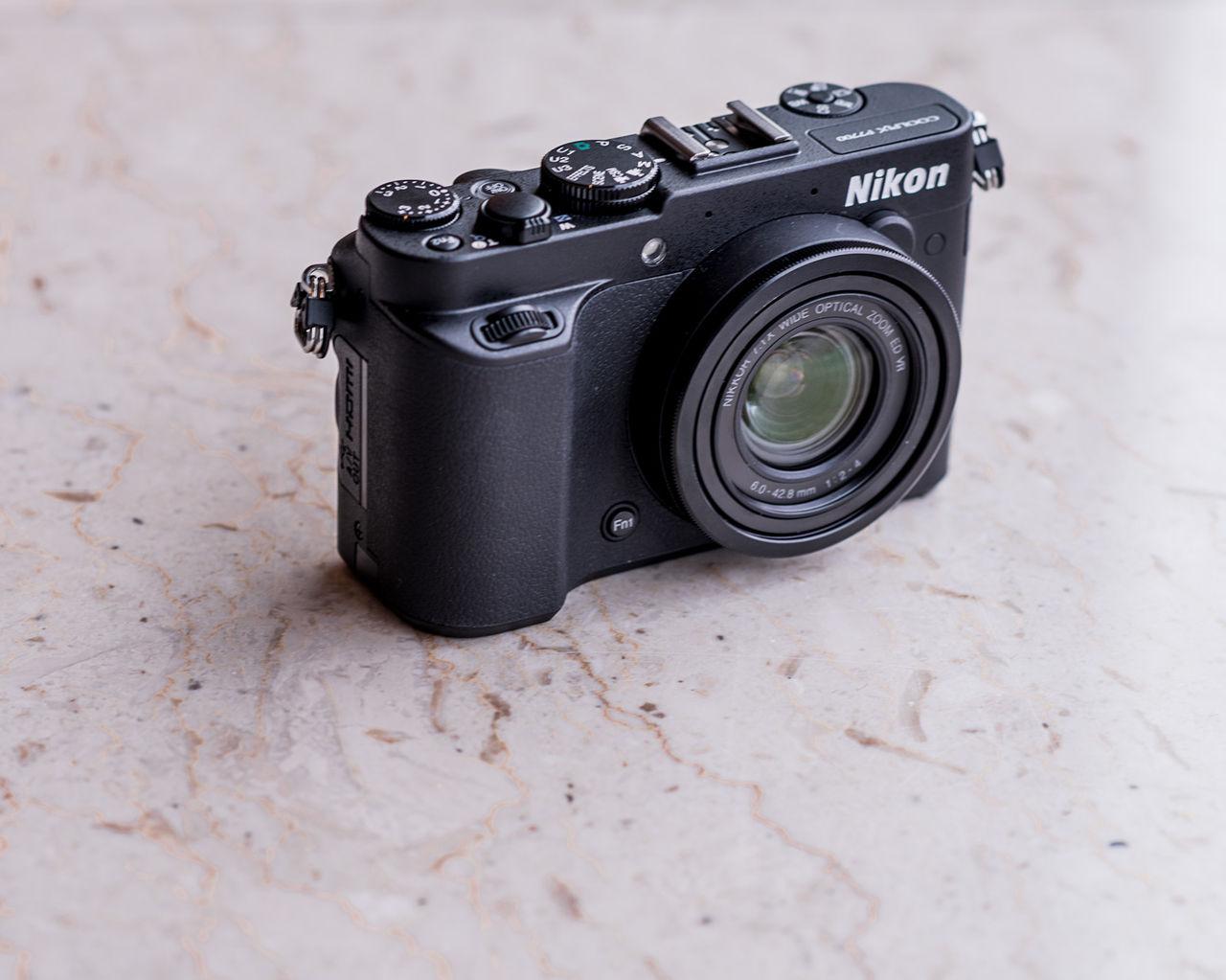 Nikon Coolpix P7700 är en rejäl uppgradering