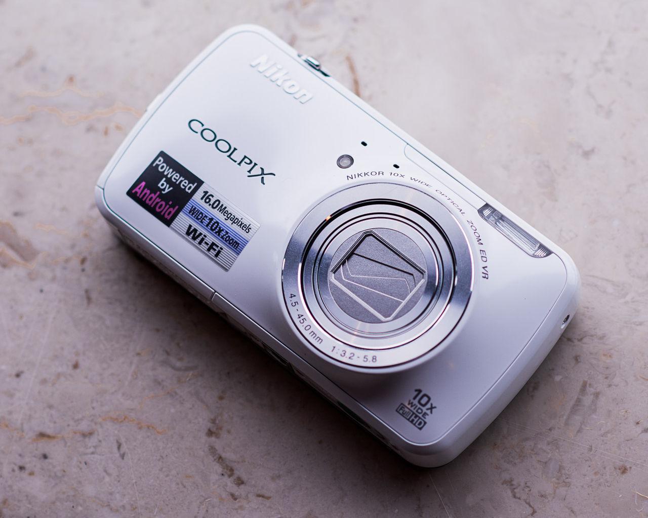 Nikon släpper Android-kamera